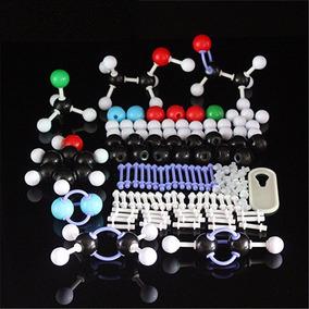 Modelo Molecular 118 Pcs Envio Gratis Juego Quimica Atomico