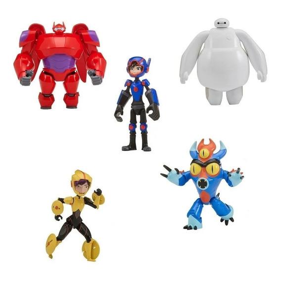 Big Hero Figura Basica 13 Cm Articulado 41275 Original Edu