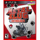 Metal Slug Anthology Ps3 Psn Sete Jogos Metal Slug