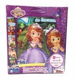Lector Mágico 8 Libros Disney Princesa Sofia