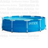 Pileta Intex Estructural Redonda 366x76cm