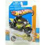 Hot Wheels Motocicleta Street Noz 100/250 Verde 2013