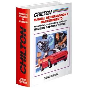 Manual Automotriz Chilton Tipo Mitchell + Curso Ociloscopio