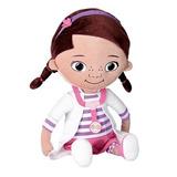 Disney - Peluche De Doctora En Caja 25 Cms- Blanco Y Rosado
