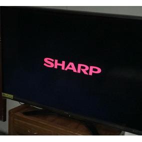 Pantalla Sharp 70 3d Con Lentes 4k Smartv