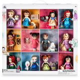 Set Princesas Disney Animators Collection Mini Doll Original