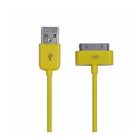 Cable Dock Apple Ipod Iphone Ipad 2 3 4 4g 4s Generico Color