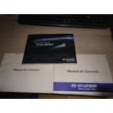 Manual Do Proprietário Hyundai Tucson Gl Automática 2008
