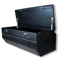 Caja De Herramientas 60 Tipo Baul Ford Pick Up Color Negro