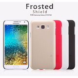 Case Carcasa Protector Nillkin: Super Frosted Samsung E7