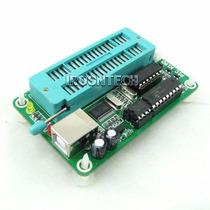 Grabador Programador K150 Usb Pic Atmel Avr Micros Memorias
