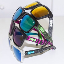 Gafas Spy+ Ken Block + Funda + Calco + Caja + Play-on