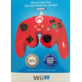 Wired Fight Pad Mario Bros Nintendo Wii U Nuevo Sellado