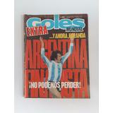 Revista Goles, Argentina A La Final , Mundial 1978