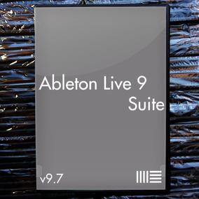 Ableton Live 9 V9.7 Suite Completo 32 E 64bits - Windows