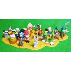 La Isla Loca De Looney Tunes Sonrics 1994 Warner Coleccion