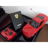 Perfume Ferrari Black 125 Ml + Carro Ferrari Controle Remoto