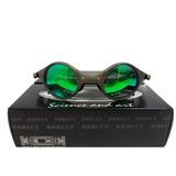 Oculos Mars X Metal Lentes Verde G26 Polarizadas 1088347130