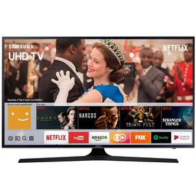 Smart Tv Led 50 Samsung Un50mu6100 4k Ultra Hd Hdr Wi-fi