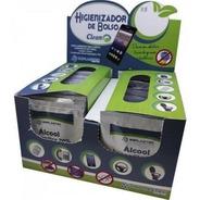 Higienizador De Bolso Clean Implastec- Caixa Com 50 Unidades