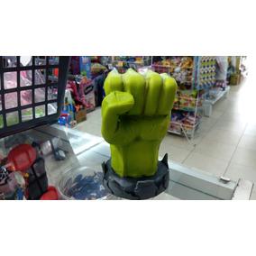 Adorno En Porcelana Fría Para Torta Puño De Hulk