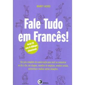 Livro Fale Tudo Em Francês Com Cd + Brinde