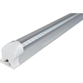Lamparas Doble Led Techo Tubo 24w T8 Aluminio Accesorio/e