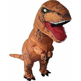 Disfraz Dinosaurio Inflable T Rex Fiesta De Disfraces Parana