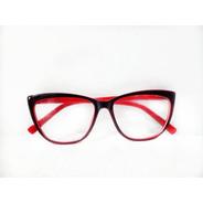 Oculos Grau Para Leitura Feminino Armação Descanso + Estojo