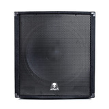 Subwoofer Amplificado 18 Pulgadas 350w, Alien Sub-18 Plus
