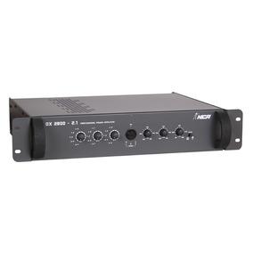 Amplificador De Potência / Linha Dx / Dx2800 - 2.1