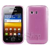 Capa Silicone Tpu Samsung Galaxy Y S5360!