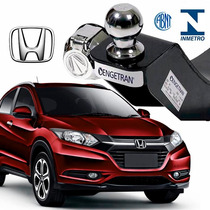 Engate Reboque Honda Hrv 2016 Engetran Eng221 Kit De Fixação