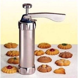 Biscoiteira Maquina Biscoito Bolacha Cookie Decorar Bolos