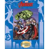 Avengers Cuentos Magicos Libro Para Niños