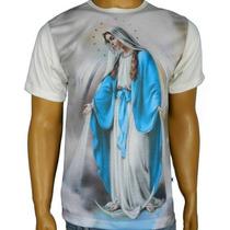 Linda Camiseta De Nossa Senhora Das Graças - Camisa