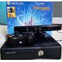 4 Gb De La Consola Xbox 360 Con Kinect Valor Vacaciones