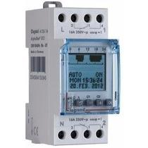 Timer Interruptor Horario 120v 1 Canal 412632 Legrand