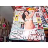 Revista Paparazzi Barbi Velez