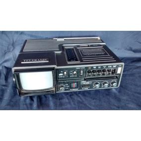 Rádio Tv Vrt 512 Telerasse Antiga Não Funciona Micro Mine