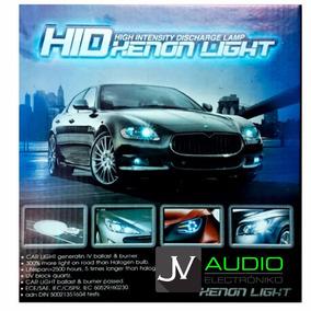 Kit Bi Xenon H4 9007 9004 Hid 6000k 8000k 10000k Instalado