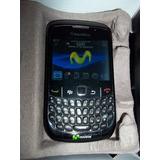 Celular Blackberry Curve 8520 (movistar) !bateria Nueva!.