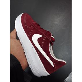 Nike Air Force Rojo zapatos Nike de Hombre Rojo Force en Mercado Libre Venezuela e912fd