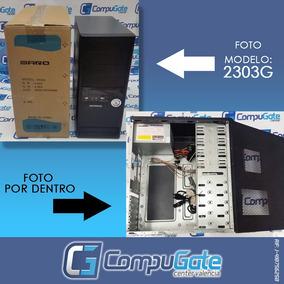 Case Pc Con Fuente De 600w Atx Usb Audio Frontal Cpu Tienda
