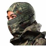 Mascara Pasamontaña Militar Airsoft