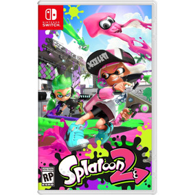 Splatoon 2 Para Nintendo Switch Nuevo!!!