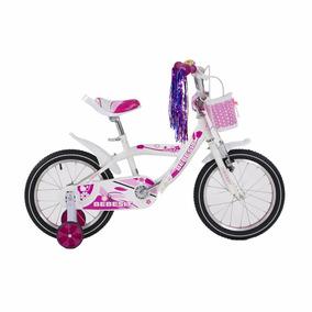 Bebesit Bicicleta Queen Rodado 16