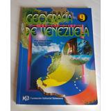 Geografia De Venezuela 9no Grado Editorial Salesiana