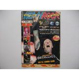 Revista Heavy Rock - Metallica / Maiden / Kiss / Ac Dc / Jam