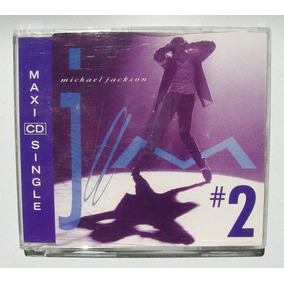 Michael Jackson Jam Remixes Cd Maxi Single Importado 1992